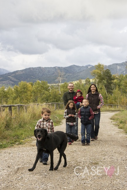 Casey J Photography, Family Portraits, Idaho