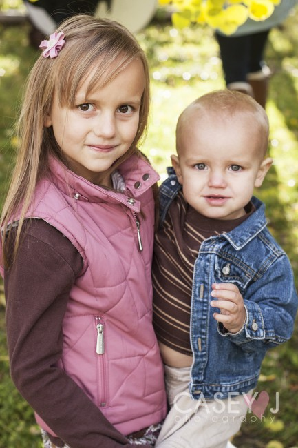 Casey J Photography, Family Portraits, Children, Idaho