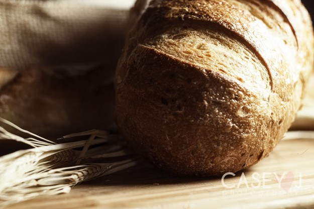 Food Photography, Artisan Bread, Bread, Baked Goods, Casey Doxey, Casey J Photography