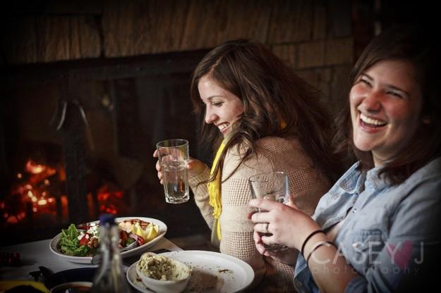 Jackson Hole Restaurant, Jackson Restaurant, The Lift, Food Photography, Entrees, Desserts, Jackson Wyoming, Casey Doxey, Casey J Photography, Food