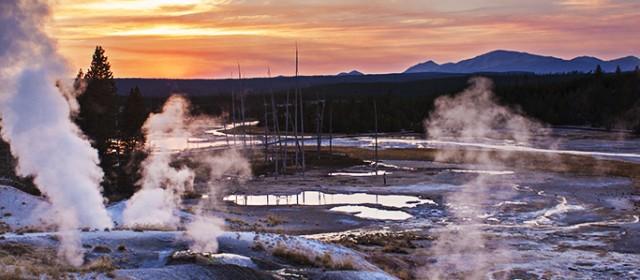 Yellowstone Fine Art // Landscape