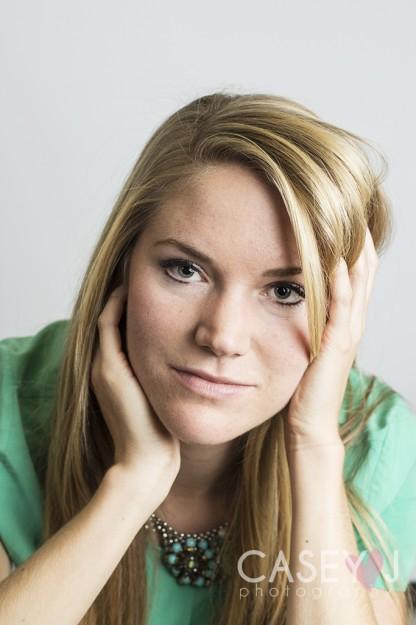 Portrait retouching, photography edits, portrait photographer, casey J Photography